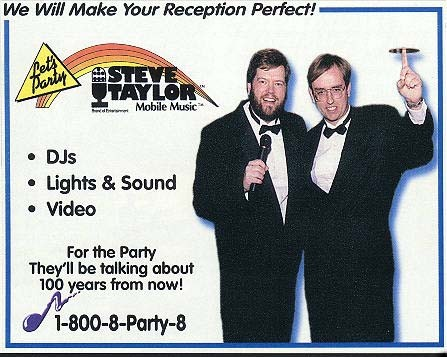 A Great DJ at a GREAT price! Call 1-800-872-7898